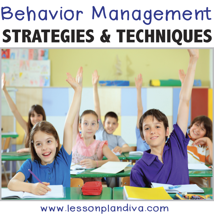 Classroom Design For Behavior Management ~ Behavior management ideas the lesson plan diva