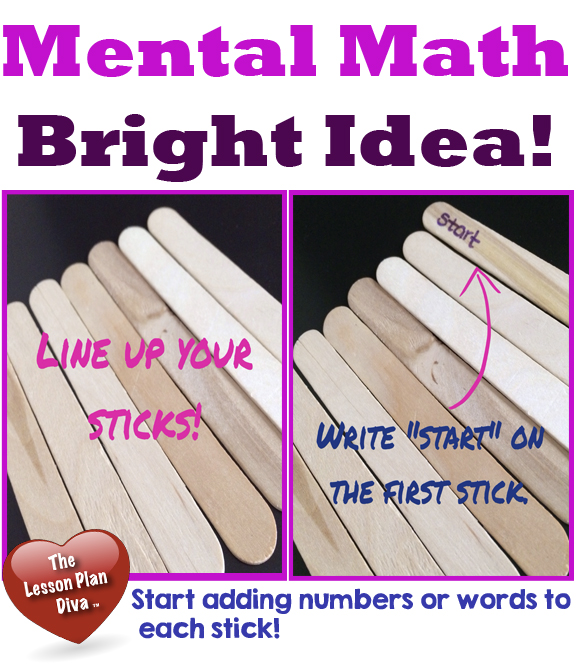 mental math game