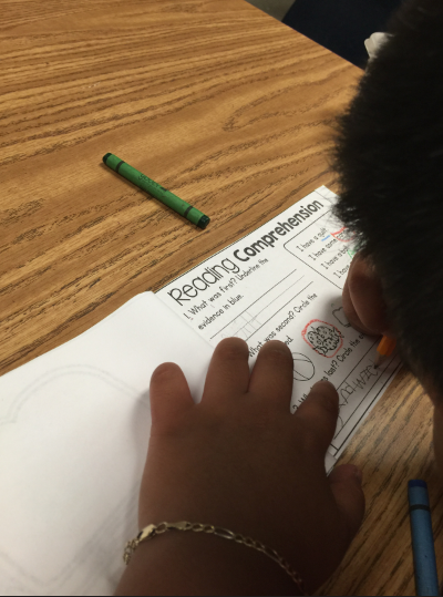 Interactive Sight Word Readers with text evidence